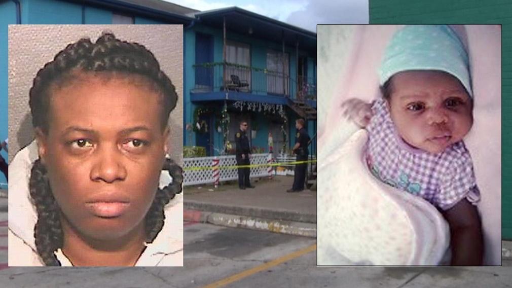 Arrestada por el brutal asesinato de una madre de cuatro hijos