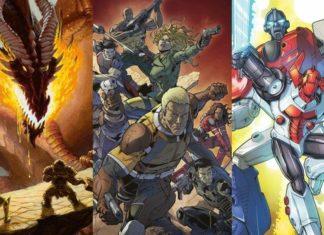 Paramount Pictures establece la fecha de estreno a lo nuevo de 'GI Joe', 'Micronauts' y 'Dragones y Mazmorras'