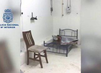 Rescatados tras llevar 3 días encerrados en una cámara frigorífica