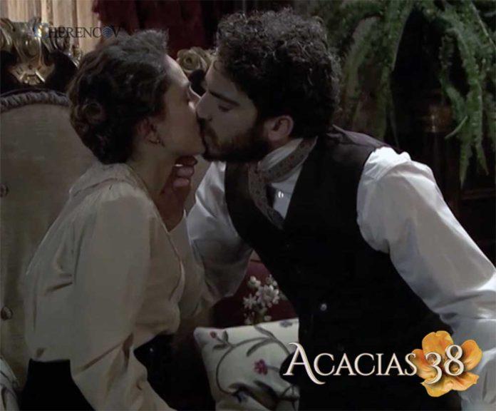 acacias 38 Olga y Diego