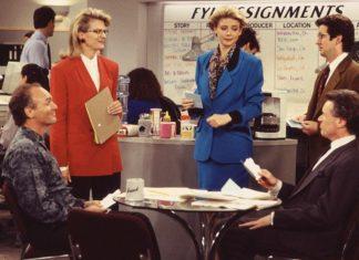 La actriz Candice Bergen regresa al remake de la serie 'Murphy Brown' de la CBS