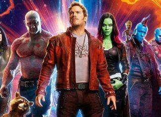 James Gunn confirma el año de la fecha de estreno de 'Guardianes de la Galaxia Vol 3'