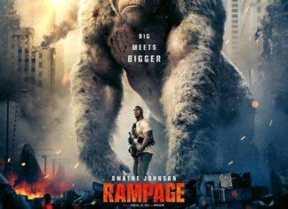 El actor Dwayne 'The Rock' Johnson protagonista del nuevo adelanto de 'Rampage'
