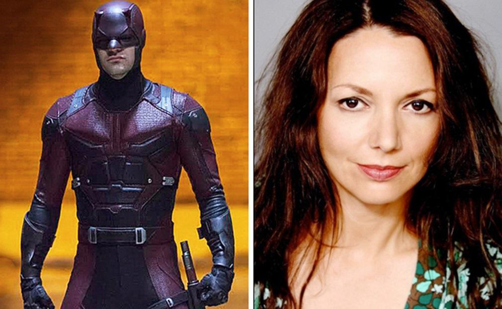 Joanne Whalley tendrá un papel clave en la tercera temporada de 'Daredevil'