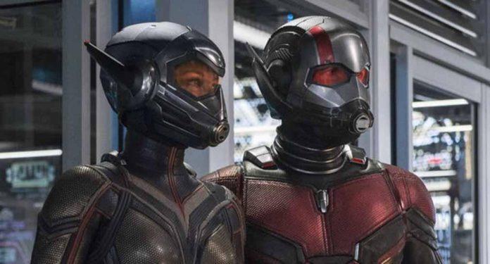 La productora Marvel Studios lanza el primer tráiler de 'Ant-Man y la Avispa'