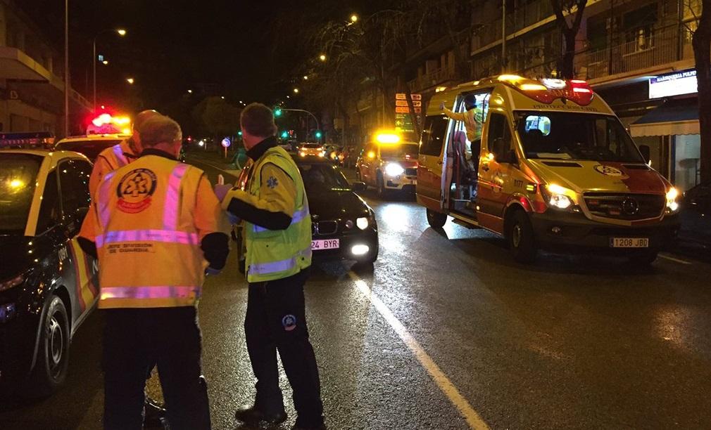 Se derrumba el falso techo de una discoteca y deja al menos 26 heridos leves