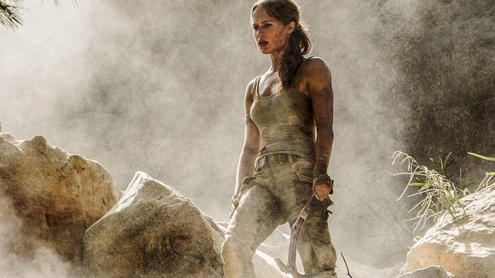 Segundo tráiler de 'la película Tomb Raider' de Alicia Vikander