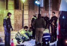 Menor de 13 años presunto asesino de un hombre en Bilbao