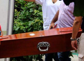Mujer fallecida 'dio a luz' en el interior del ataúd