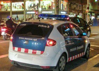 coche mossos