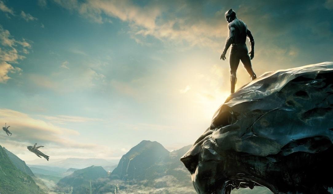 La película Black Panther recauda más de 360 millones de dólares en su estreno, y empieza a batir récords
