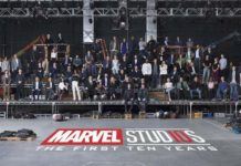 Décimo aniversario de Marvel Studios con una foto épica e impresionante