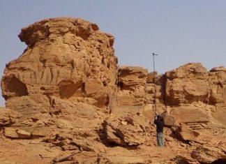 Se descubren en Arabia Saudí esculturas de camello a tamaño real de hace 2.000 años 01