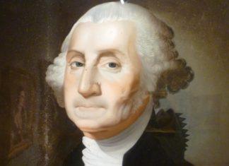 Se encuentra un mechón de pelo de George Washington en un almanaque del siglo XVIII