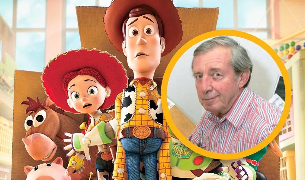 Adiós a Bud Luckey, creador y diseñador de Woody de 'Toy Story'