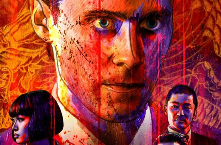 El actor Jared Leto en deuda con la yakuza en 'The Outsider'