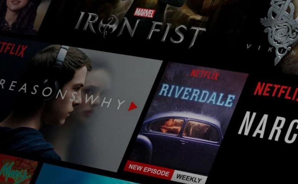 ¿Cuánto contenido original tendrá Netflix en 2018?