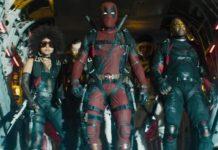 Cable en el primer adelanto de 'Deadpool 2'