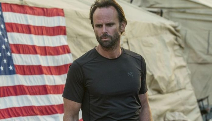 Walton Goggins se incorpora al elenco de la serie 'LA Cofidential'