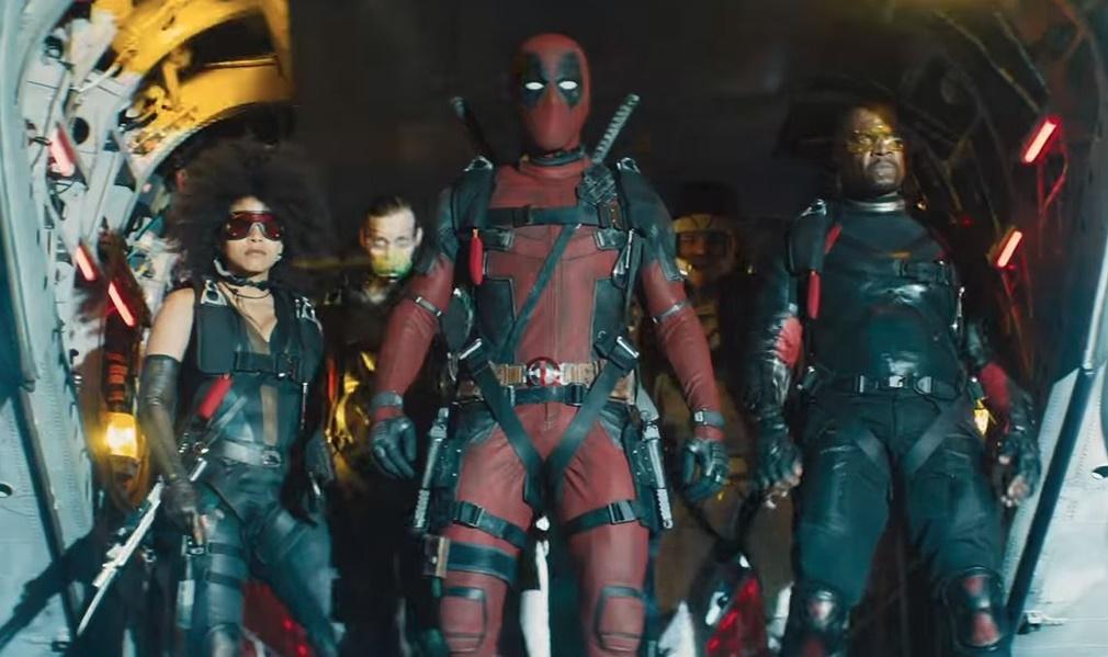 Último tráiler de 'Deadpool 2' reune a los X-Force