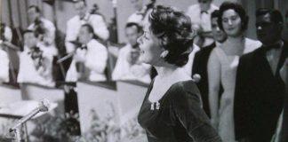Fallece Lys Assia, primera ganadora del Festival de Eurovisión