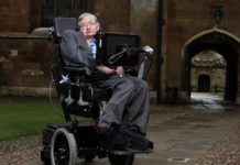 Fallece el astrofisico Stephen Hawking a los 76 años de edad