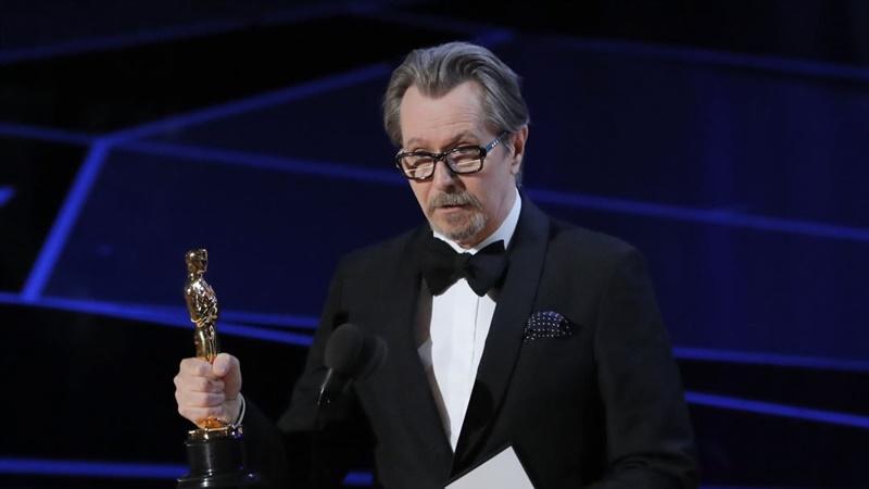 Ganadores de los Oscar 2018
