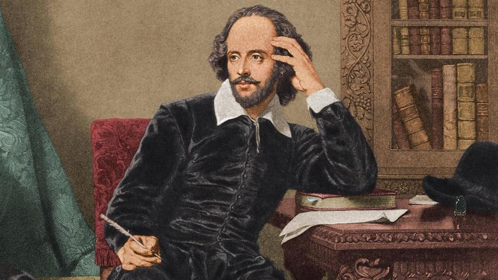 Notas manuscritas de Shakespeare en uno de los libros que le inspiró 'Hamlet'