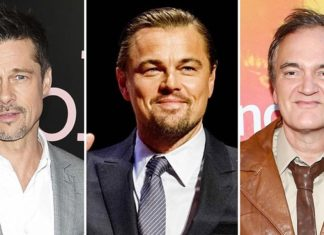 Leonardo DiCaprio y Brad Pitt en la película sobre Charles Manson de Tarantino