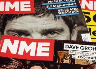 La revista musical NME se despide de su edición en papel