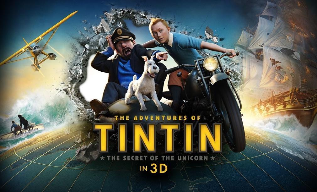 """Steven Spielberg afirma que 'Tintín 2"""" esta en desarrollo"""