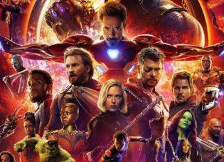 Póster de 'Vengadores. Infinity War'