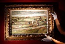 Vincent Van Gogh regresa al mercado de subastas en Francia