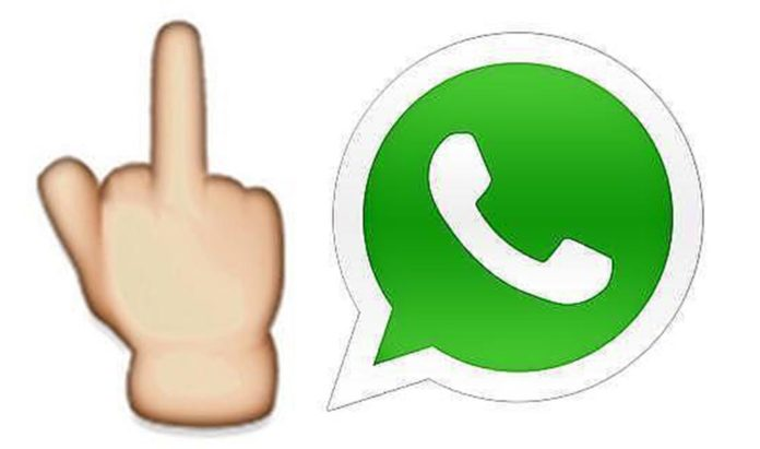 ¡Menos mal! Se alargó el tiempo para poder borrar mensajes de WhatsApp
