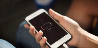 iphone batería