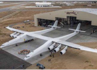 stratolaunch avión