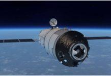 tiangong-1, estación espacial china caerá a la tierra