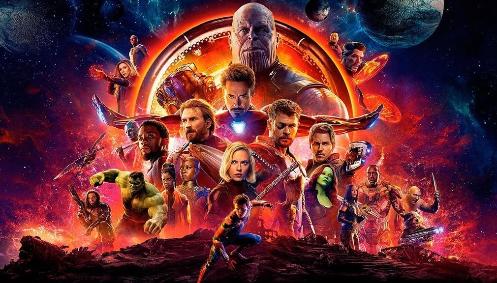 'Vengadores. Infinity War' estreno más taquillero de la historia