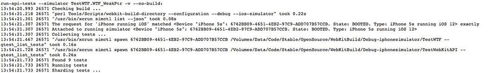 iPhone 5s webkit