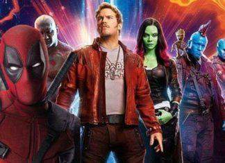 Crossover entre 'Guardianes' y 'Deadpool'