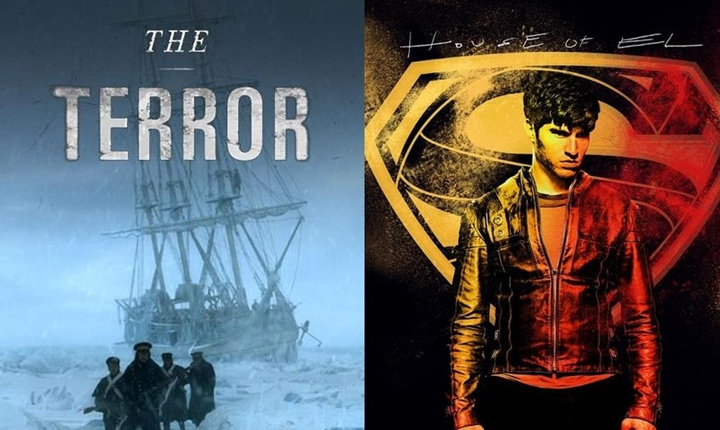 'Krypton' y 'The Terror' renovadas para la temporada 2