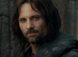 'El señor de los anillos' Aragorn