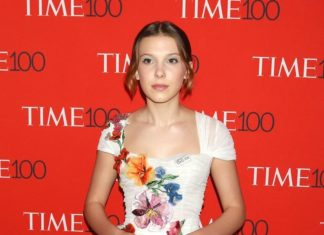 Millie Bobby Brown 'Stranger Things'