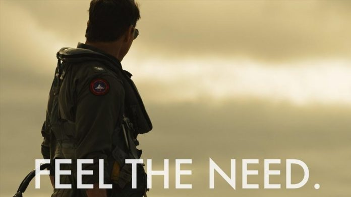 Tom Cruise rodaje secuela 'Top Gun 2'