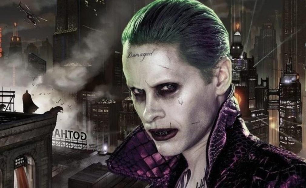 Spin-off de 'Escuadrón Suicida' sobre el Joker con Jared Leto