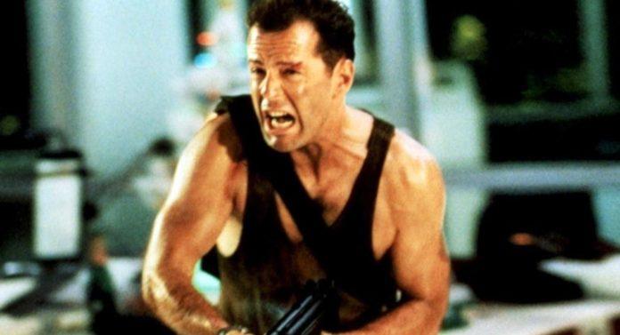 Bruce Willis en 'Jungla de Cristal'