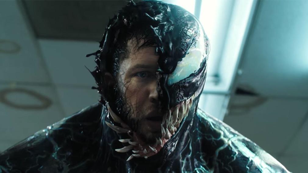 Venom: El espectacular segundo tráiler