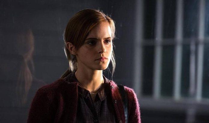 La actriz británica Emma Watson
