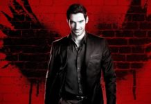 Tom Ellis como Lucifer