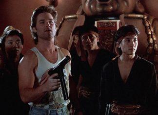 El actor Kurt Russell en una escena de la película original 'Golpe en la pequeña China'